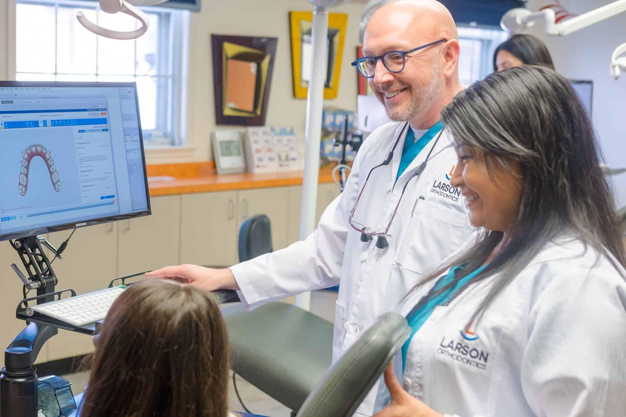 Dr. Larson Larson Orthodontics Alexandria VA smilesbylarson.com 24 2048x1365 - Orthodontic Treatment Plan