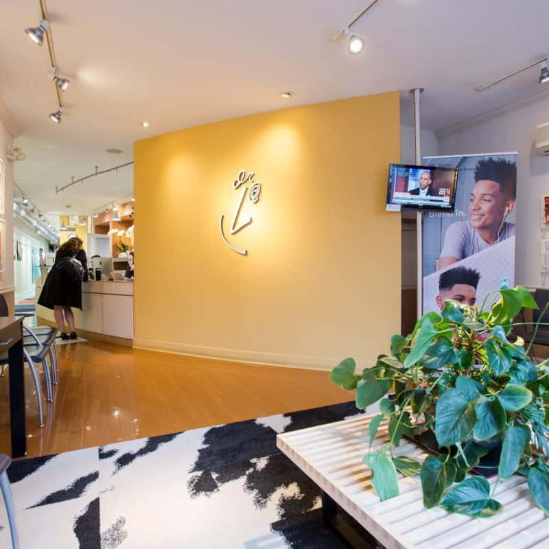 interior Larson Orthodontics Alexandria VA smilesbyLarson .com1  800x800 - Our Orthodontic Office in Alexandria Virginia