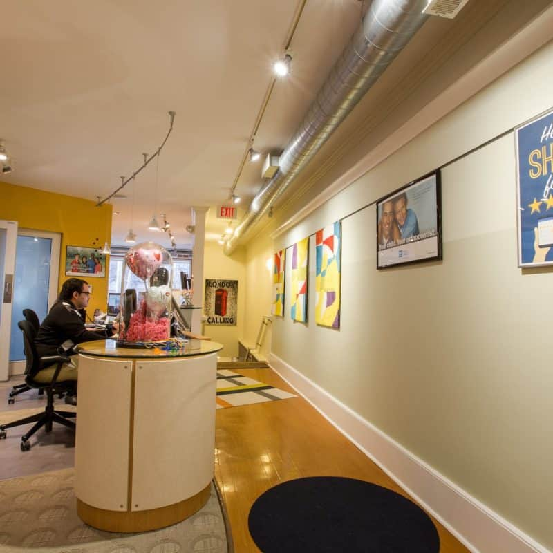 interior Larson Orthodontics Alexandria VA smilesbyLarson .com8  800x800 - Our Orthodontic Office in Alexandria Virginia