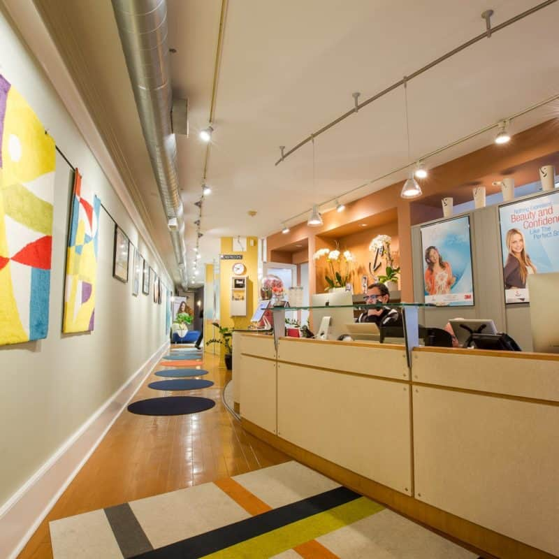 interior Larson Orthodontics Alexandria VA smilesbyLarson .com9  800x800 - Our Orthodontic Office in Alexandria Virginia