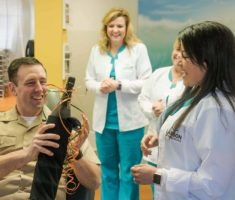 staff and patient-Larson Orthodontics-Alexandria VA-smilesbylarson.com351