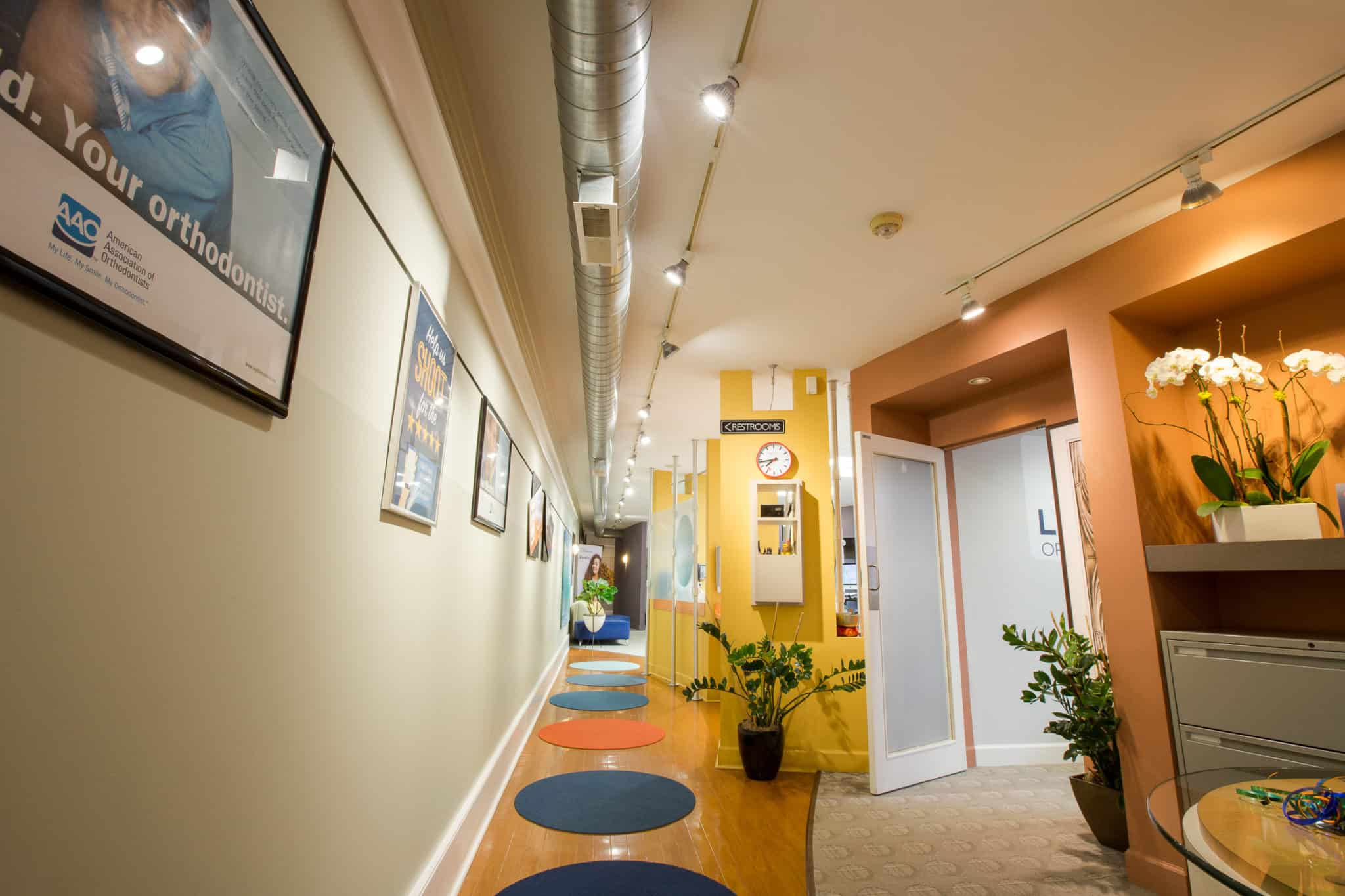 interior LarsonOrthodontics AlexandriaVA smilesbylarson.com6  2048x1365 - What To Expect At Your Next Appointment