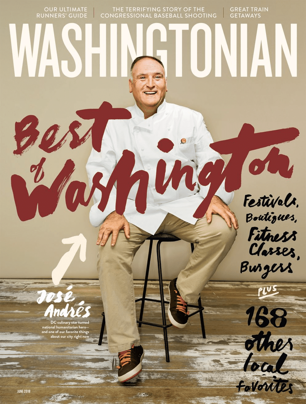 Dr. Larson named a Top Orthodontist by Washingtonian