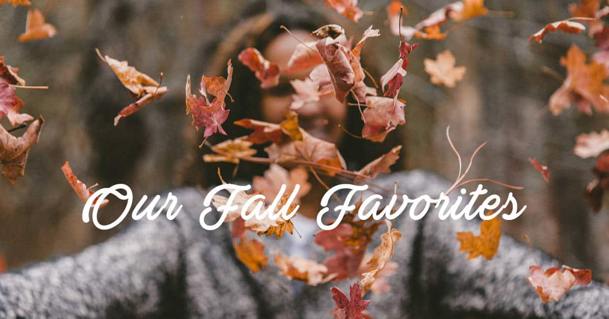 Fall Favorites 1200x628 - Blog and News