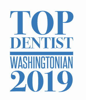 Top Dentist Washintonian 2019 - 3M Clarity Clear Braces