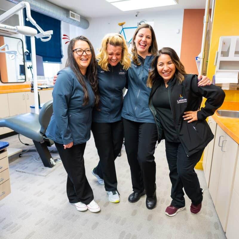 Staff Candids Larson Orthodontics Alexandria Virginia 2021 129 800x800 - Braces & Invisalign